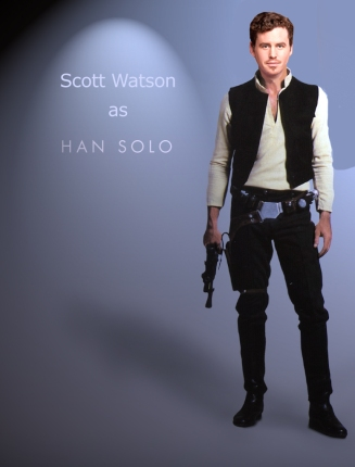 Help Me Become The Next Han Solo